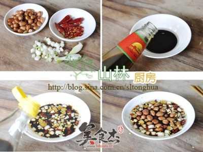 醋泡花生米的做法 醋泡花生的做法