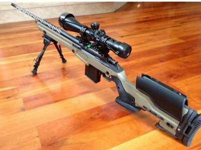 雷明顿系列百年老枪跻身十大名狙 雷明顿700