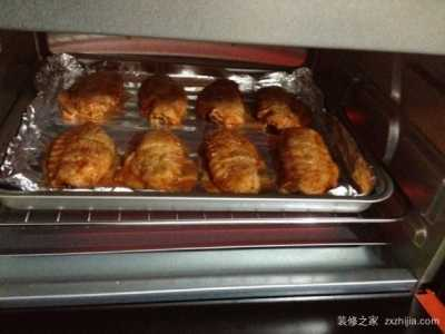 烤箱做烤鸡翅的技巧 烤箱烤鸡翅