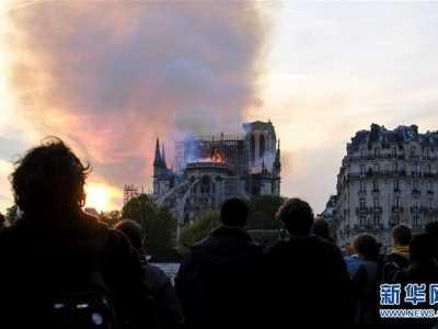 依旧无法断定巴黎圣母院起火的原因 巴黎检察官
