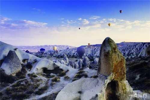 土耳其最热门的旅游景点列表 土耳其旅游景点